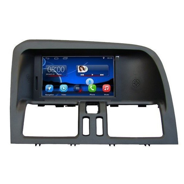 """Monitor 7"""" GPS HD XC60 ANDROID PURO REF: TR2553"""