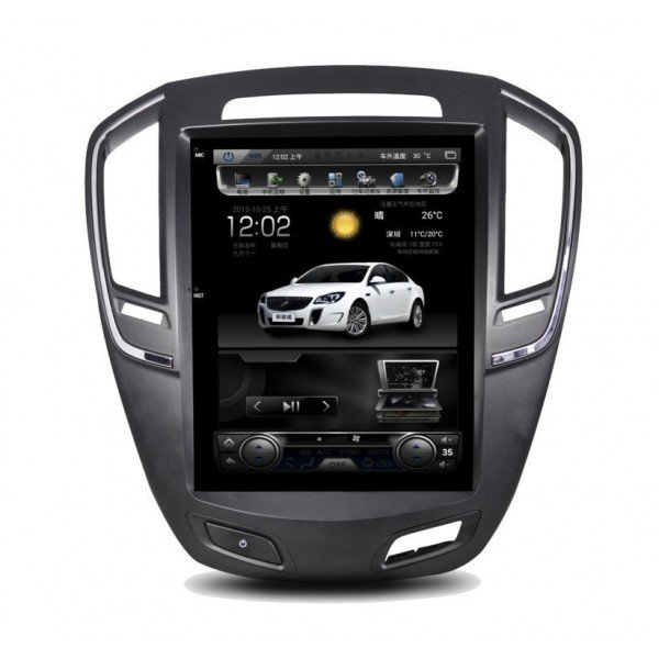 ANDROID TESLA STYLE Opel Insignia