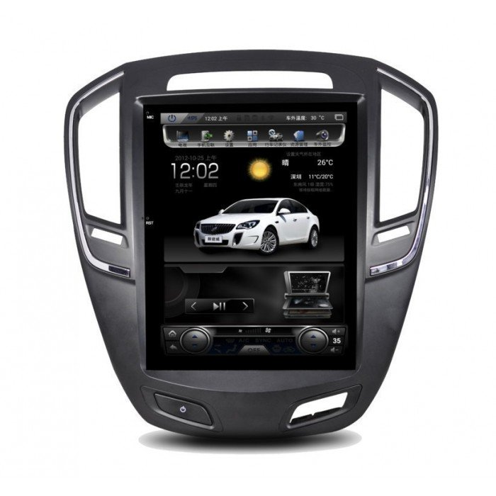 Radio GPS ANDROID TESLA STYLE Opel Insignia REF: TR2555