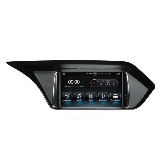 GPS Android Mercedes Benz E Class W212 TR2558