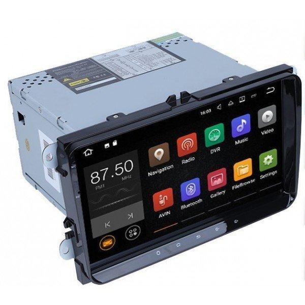 Radio GPS Volkswagen / Seat / Skoda ANDROID 8.1 REF: TR2564