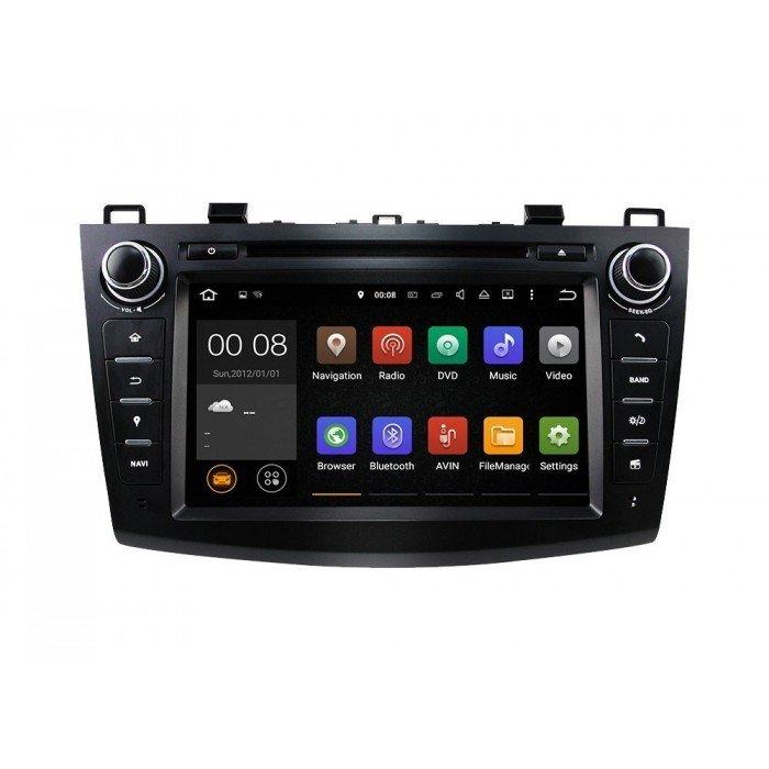 Radio DVD GPS Mazda 3 ANDROID 9 TR2565