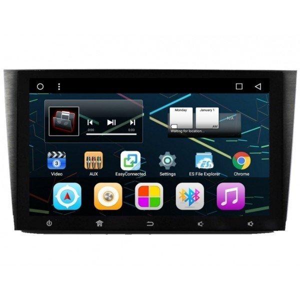 Radio navegador Honda CRV GPS QUAD CORE Android TR2575