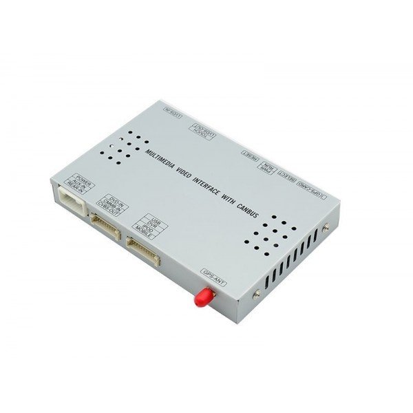 Video Interface with Navigation for VOLVO S60/XC60/V60/S80/V40 Ref. TR2582