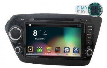 Radio DVD GPS Kia Rio / K2 Android TR1823