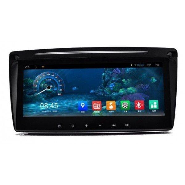 "Radio monitor 8.8"" GPS HD Skoda Octavia ANDROID REF: TR2597"