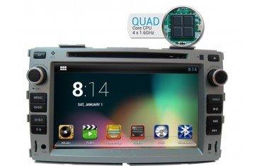 Radio pantalla GPS para Kia Forte Android TR1826