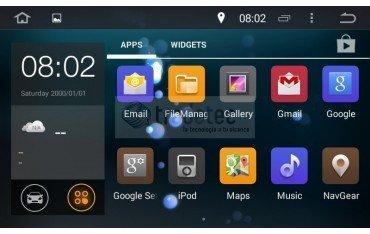 Radio DVD GPS HD OCTA CORE 4G LTE SsangYong Korando ANDROID | Tradetec