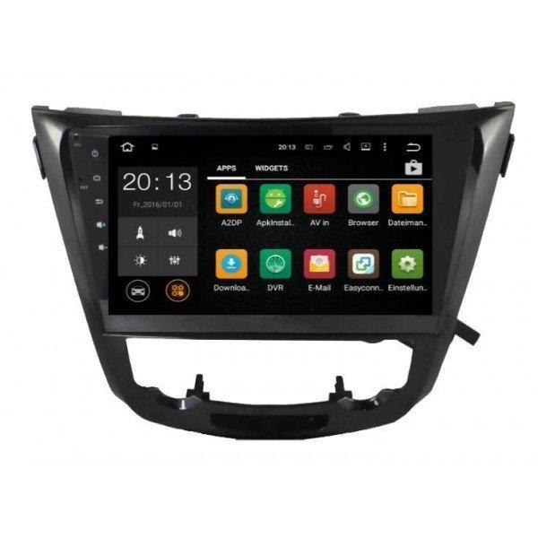Radio GPS Nissan Qashqai / Xtrail ANDROID