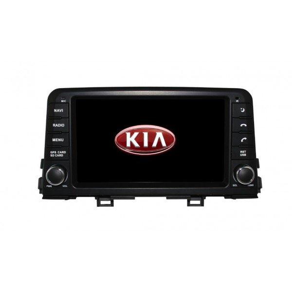 Radio DVD GPS 4G LTE Kia Picanto 2017 Android REF: TR2604