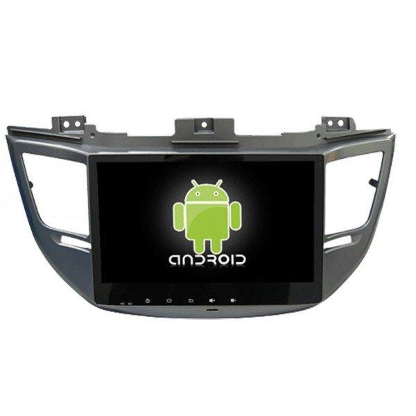 Radio navegador GPS Hyundai Tucson Android 10 TR2607