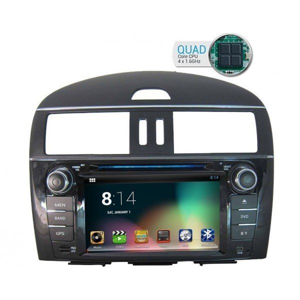Nissan Xtrail android