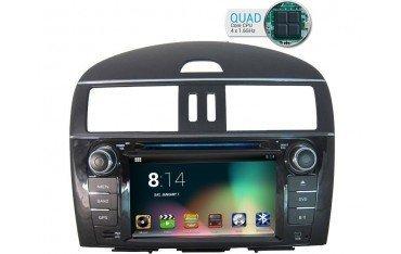 Radio pantalla con GPS para Nissan Xtrail / Tiida ANDROID TR1837