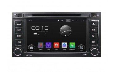 Radio GPS head unit Seat León / Ibiza Android 10 TR2608