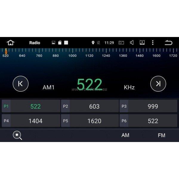 GPS Android QUAD CORE Touran 2015 REF:TR2618