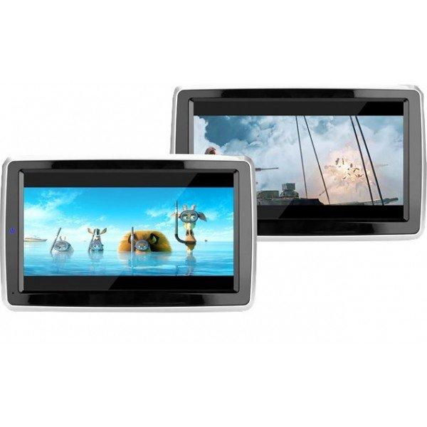 Tablet Android con DVD para reposacabezas REF: TR2629