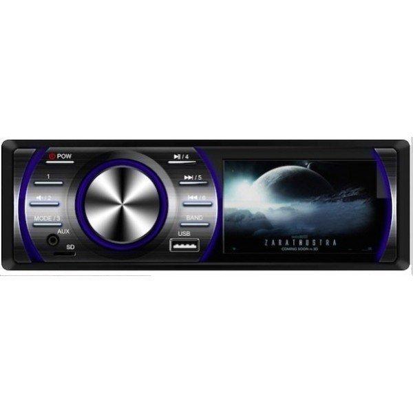 MP3 / MP5 USB SD 1 DIN Multimedia REF: TR2632
