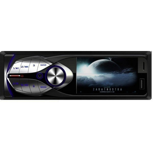 MP3 / MP5 USB SD 1 DIN Multimedia REF: TR2633