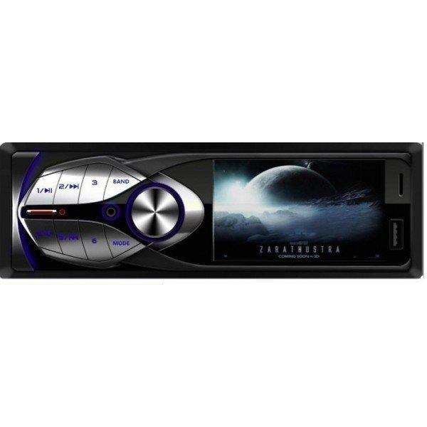Radio MP3 / MP5 USB SD 1 DIN Multimedia REF: TR2633