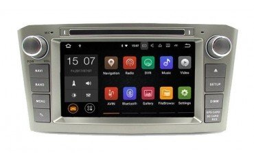 GPS head unit Toyota Avensis T25 Android TR2638