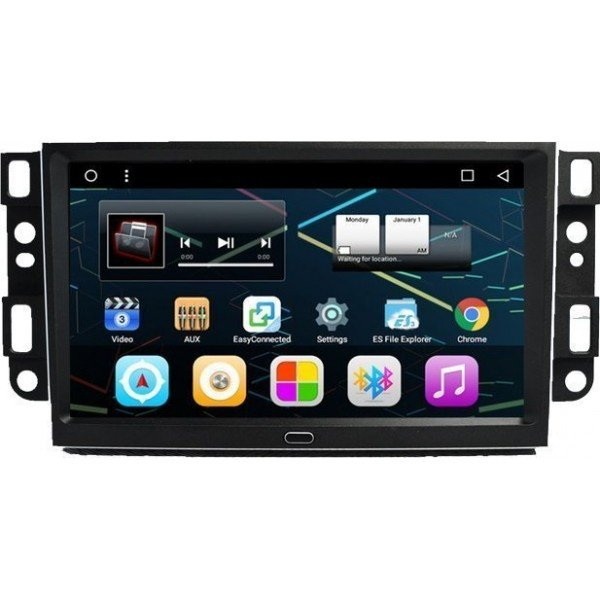 head unit CHEVROLET AVEO