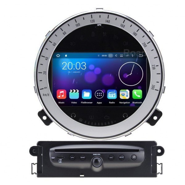 BMW MINI ANDROID gps