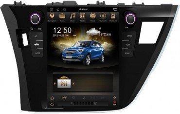 Radio GPS head unit Tesla style Toyota Corolla ANDROID TR2653
