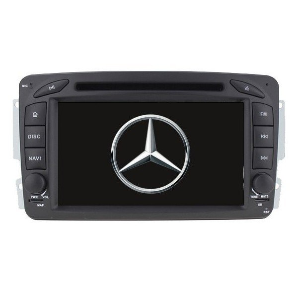 GPS dvd Android octa CORE 4GB RAM Mercedes