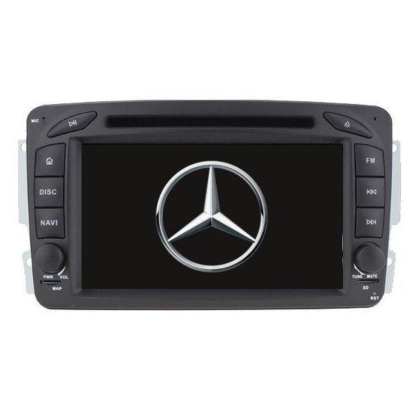 GPS Android OCTA CORE 4GB Mercedes