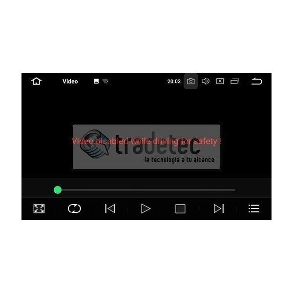 GPS Android 4GB Mercedes C W203