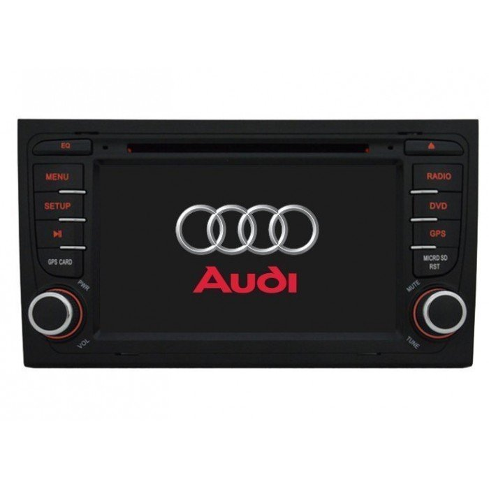 GPS Android 9,0 OCTA CORE 4GB RAM Audi A4