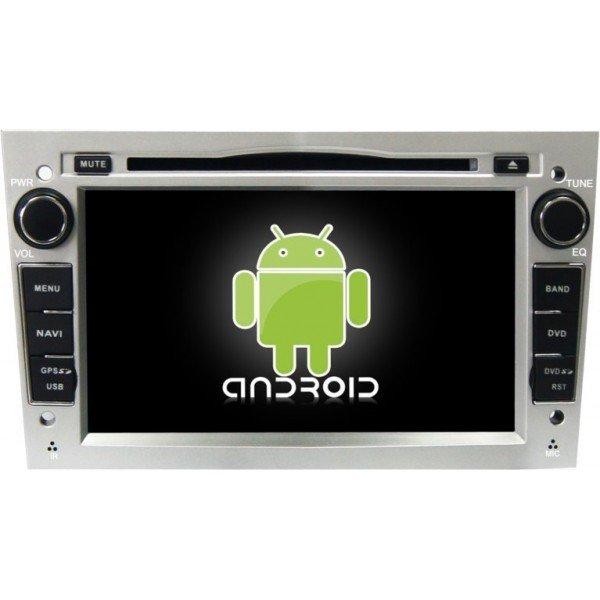 Radio DVD GPS HD Opel ANDROID 8,1 REF: TR1841