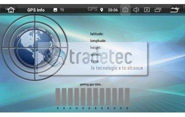 GPS Android 9,0 OCTA CORE 4GB RAM Seat Exeo