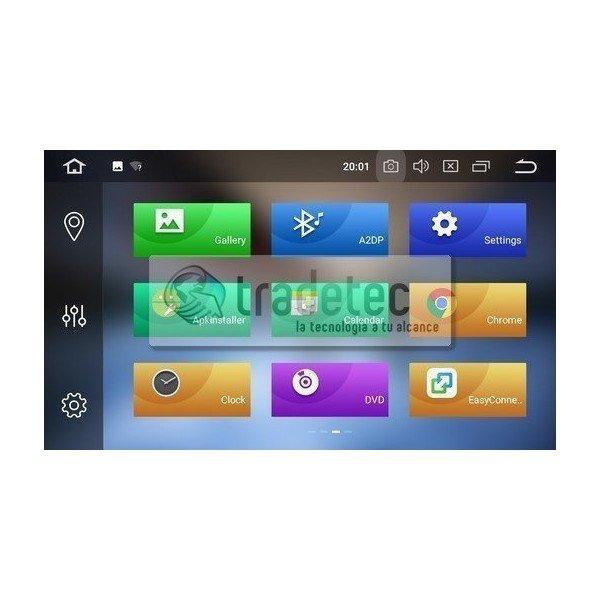 GPS Android 9,0 OCTA CORE 4GB RAM Volkswagen / Seat / Skoda