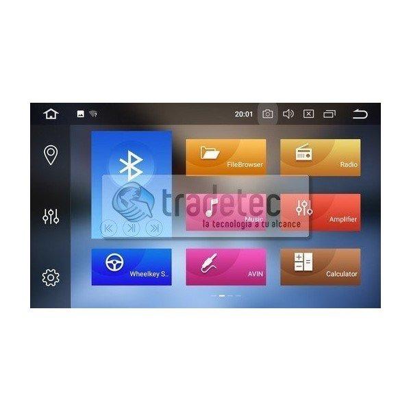 GPS Android 9,0 OCTA CORE 4GB RAM OCTAVIA TR2693