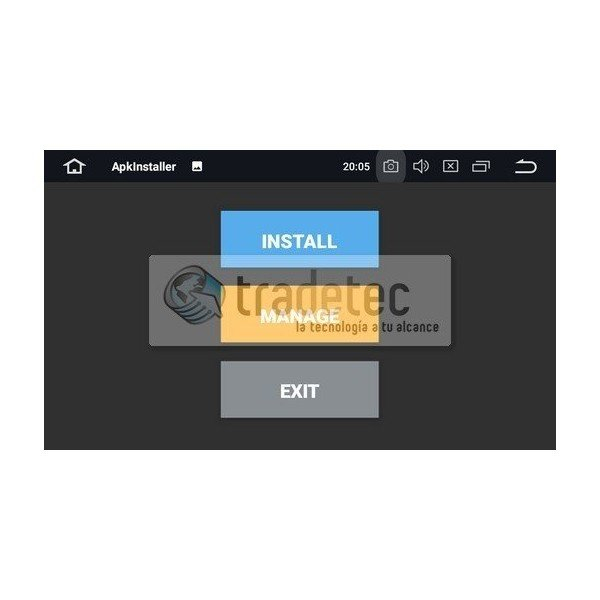 GPS Android 4GB RAM OPEL TR2694
