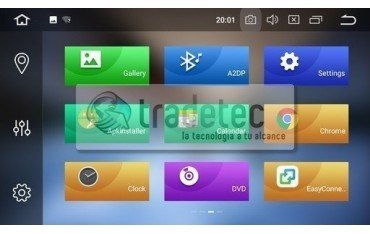 GPS Android OCTA CORE 4GB OPEL TR2694