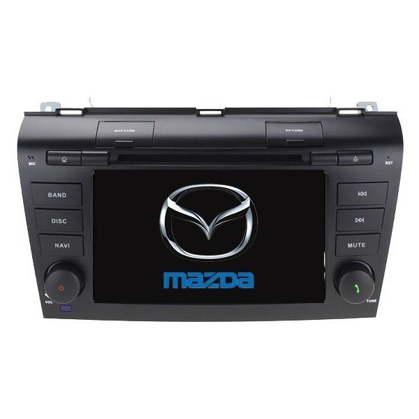 MAZDA 3 Android