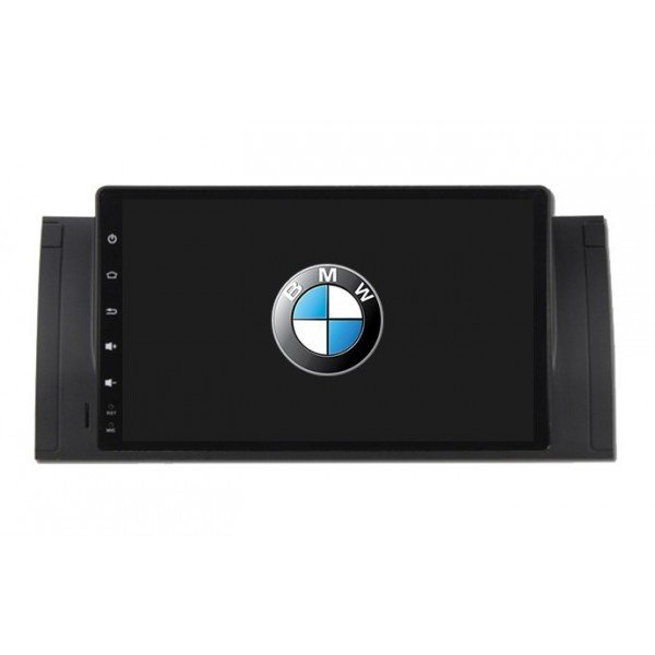 Radio DVD GPS BMW Serie 5 E39 y X5 E53 ANDROID 9,1