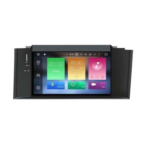GPS Android 8,0 OCTA CORE 4GB RAM CITROEN C4 REF:TR2719
