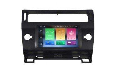Radio navegador GPS CITROEN C4 Android 10 TR2720