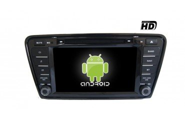Radio GPS head unit Skoda Octavia Android 10 TR1850