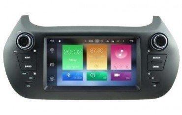 Radio GPS head unit CITROEN NEMO / FIAT FIORINO / QUBO / BIPPER Android 10 TR2722
