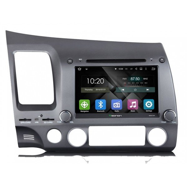 Honda Civic GPS QUAD CORE