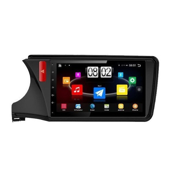 Honda City Android gps