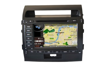 Radio GPS Toyota Land Cruiser 200 Android TR2736