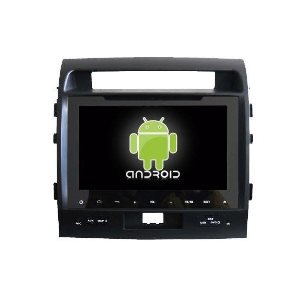Radio DVD GPS HD QUAD CORE Toyota Land Cruiser ANDROID REF: TR2737