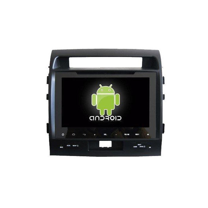 Toyota Land Cruiser 200 Android