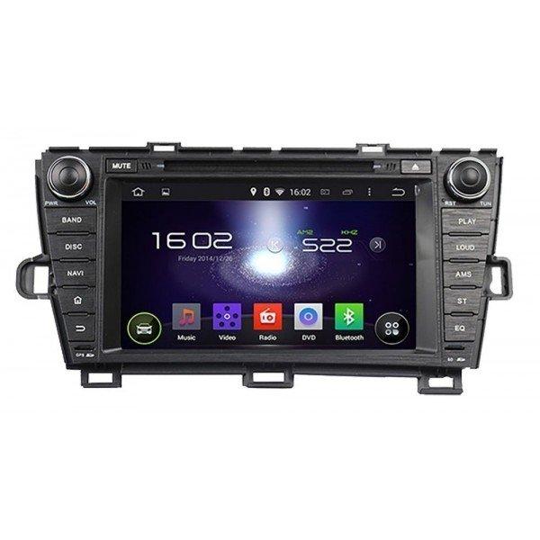 Radio DVD GPS HD QUAD CORE Toyota Prius ANDROID REF: TR2739