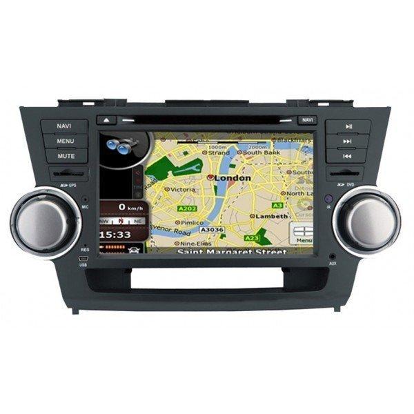 Toyota Highlander GPS